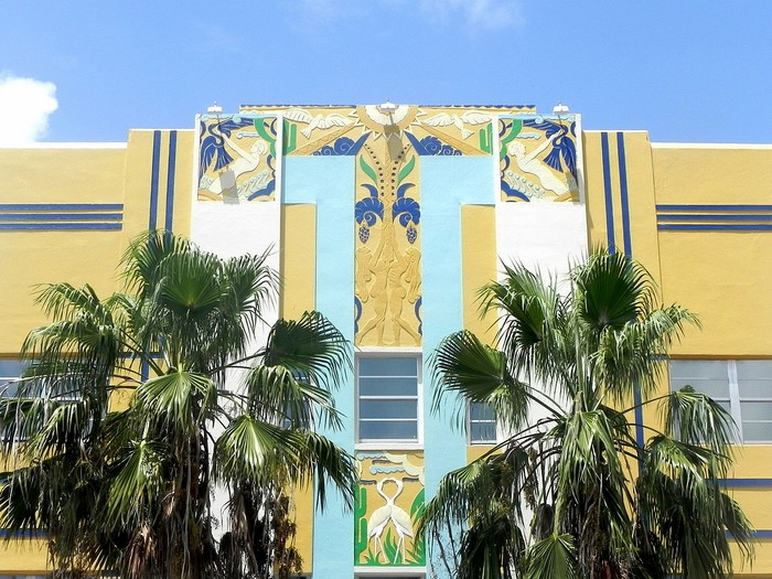 Art Deco District, Miami Beach