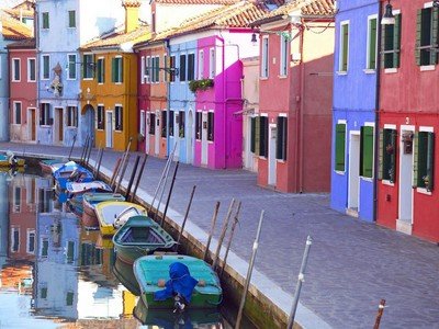 What to see in Venice: Burano Isle