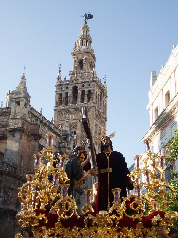 Photos of Easter in Seville