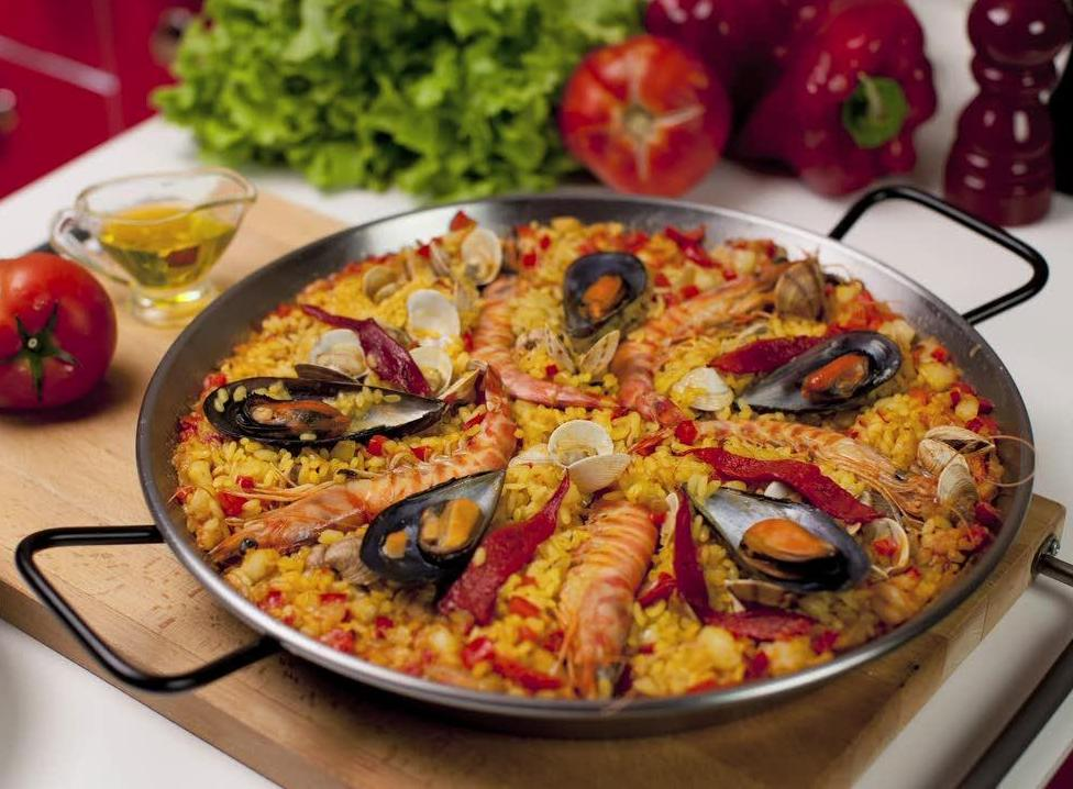 Paella a Sitges