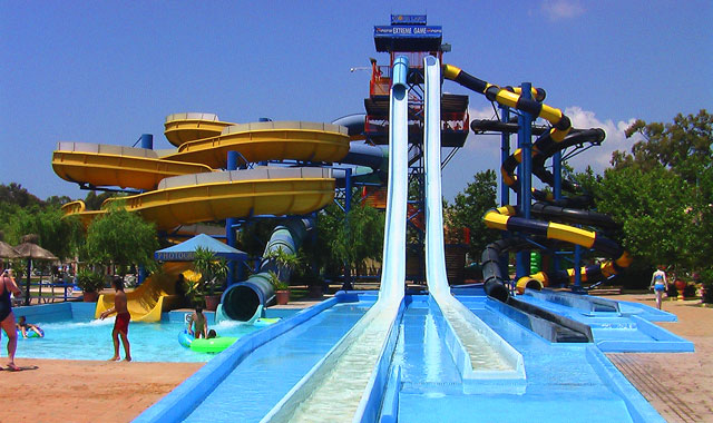 Water Parks in the Algarve:Aqualand
