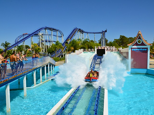 Water Parks in the Algarve:Aquashow Portugal