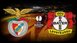 Europa League: Benfica vs Bayer Leverkusen
