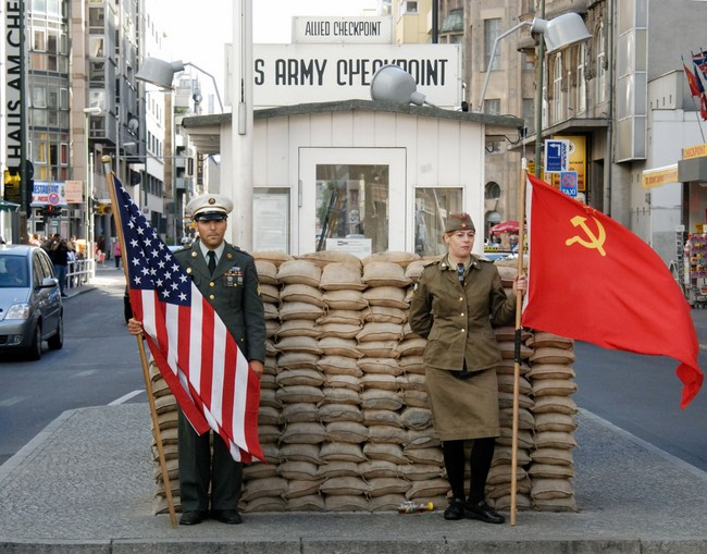 Cosa vedere Berlino Checkpoint Charlie