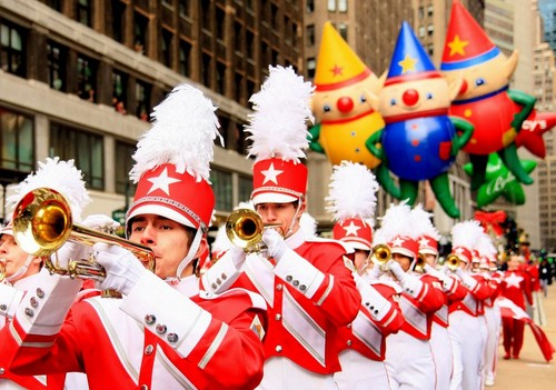 2012 Thanksgiving Day Parade in New York