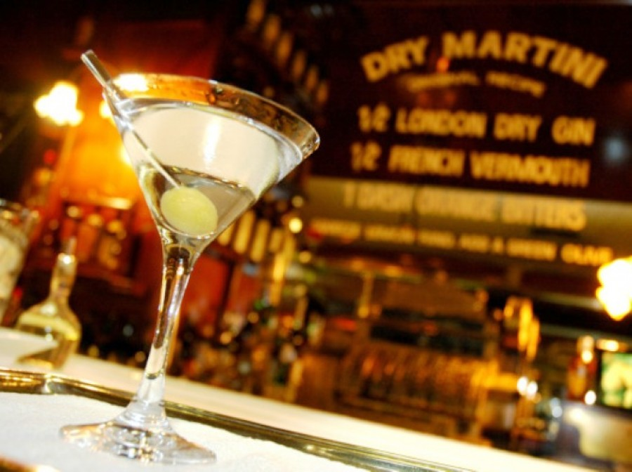 Dry Martini Bar Madrid