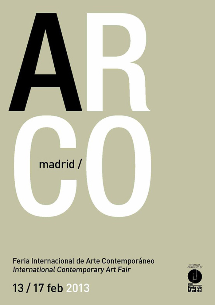 Arco Madrid Fair 2013