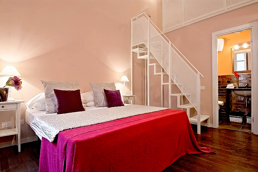 Apartment in central Rome