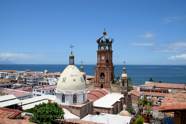Church of our Lady of Guadalupe, Puerto Vallarta, Mexico
