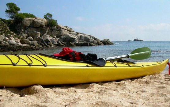 Kayaking in the Costa Brava