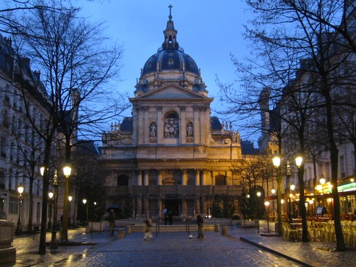 The Sorbonne Paris