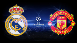 Madrid vs Manchester, Champions league