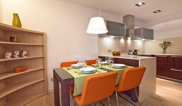 Accommodation in Barcelona for couples