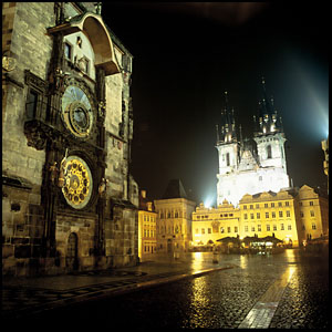 Clock Prague, Old City
