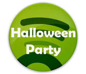 Spotify Halloween Party Playlist