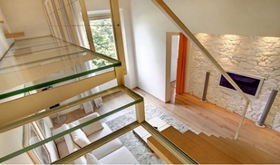 stairs apartment of the week