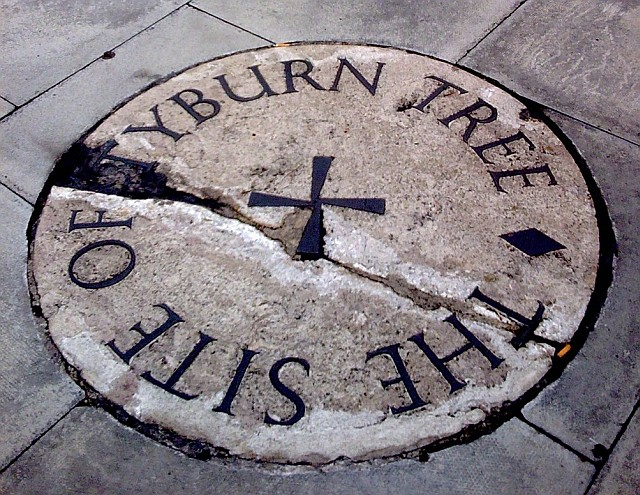 Tyburn Tree, Londres