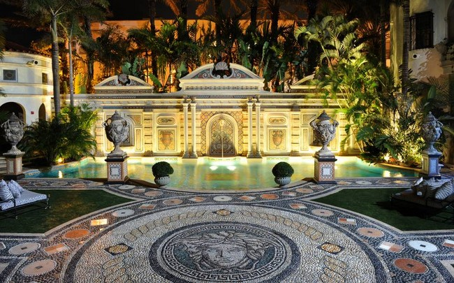 The Villa Versace, Miami Beach